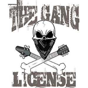 THE GANG LICENSE